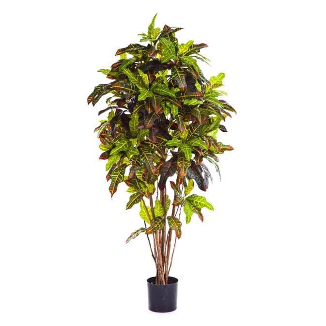 Arvores Artificiais - Croton| Darden | Importação, Produção e Comercialização de Plantas e Árvores Artificiais