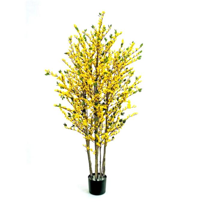 Arvores Artificiais - Forsythia | Darden | Importação, Produção e Comercialização de Plantas e Árvores Artificiais