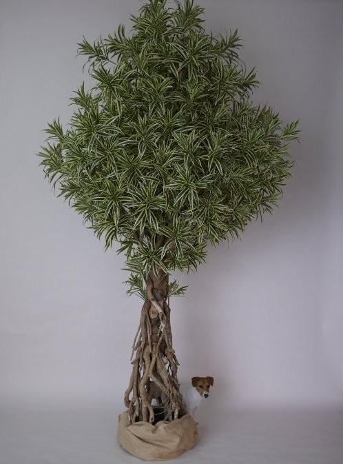 Arvores Artificiais - Dracaena | Darden | Importação, Produção e Comercialização de Plantas e Árvores Artificiais