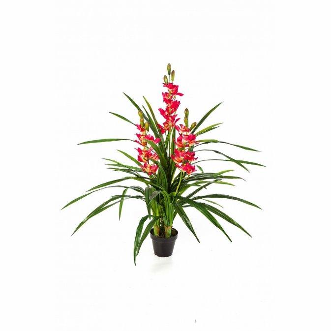 Plantas Artificiais - Orquídea Cymbidium | Darden | Importação, Produção e Comercialização de Plantas e Árvores Artificiais