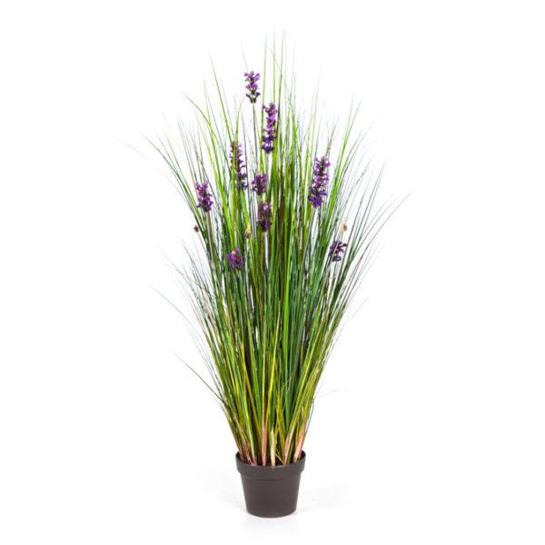 Plantas e Arvores Artificiais - Relva Lavanda | Darden | Importação, Produção e Comercialização de Plantas e Árvores Artificiais