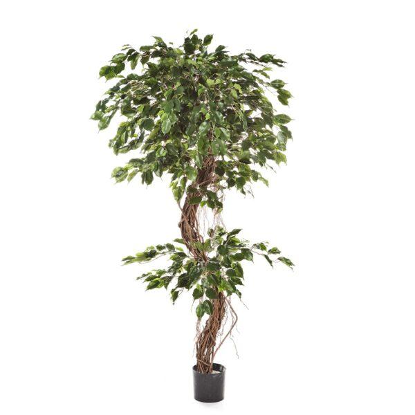Darden | Importação, Produção e Comercialização de Plantas e Árvores Artificiais – Ficus Corkscrew