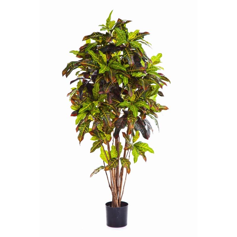 Arvores Artificiais - Croton  Darden   Importação, Produção e Comercialização de Plantas e Árvores Artificiais