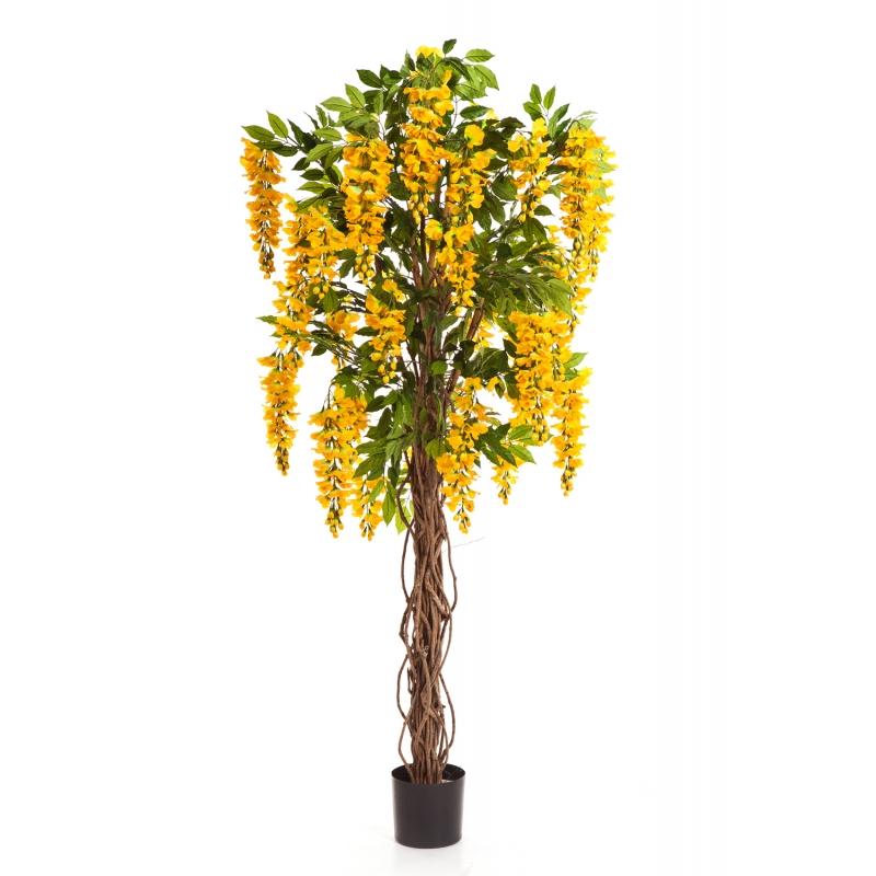 Arvores Artificiais - Glicínia | Darden | Importação, Produção e Comercialização de Plantas e Árvores Artificiais
