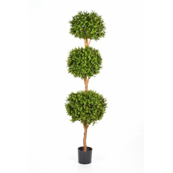 Plantas e Arvores Artificiais - Buxus Triplo | Darden | Importação, Produção e Comercialização de Plantas e Árvores Artificiais - Buxus Bola