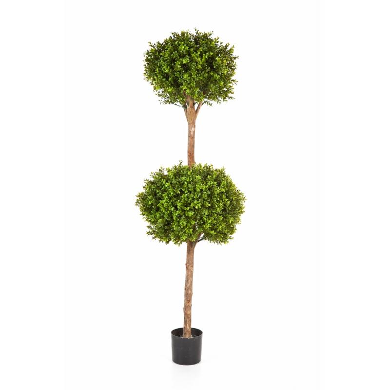Plantas e Arvores Artificiais - Buxus Duplo   Darden   Importação, Produção e Comercialização de Plantas e Árvores Artificiais - Buxus Bola