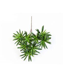 Plantas Artificiais - Haste Podocarpus   Darden   Importação, Produção e Comercialização de Plantas e Árvores Artificiais