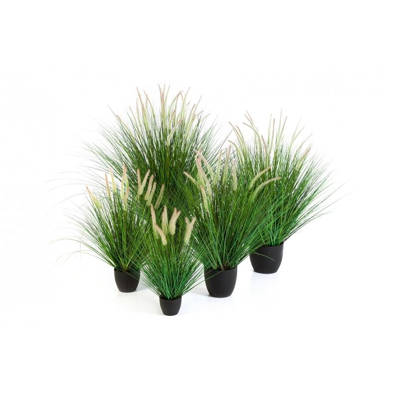 Plantas Artificiais - Pennisetum Grass | Darden | Importação, Produção e Comercialização de Plantas e Árvores Artificiais