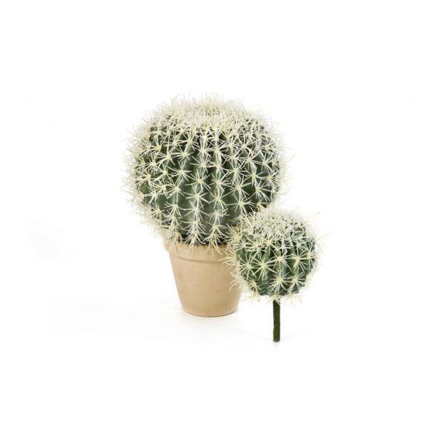 Plantas e Arvores Artificiais - Golden Barrel Cactus| Darden | Importação, Produção e Comercialização de Plantas e Árvores Artificiais