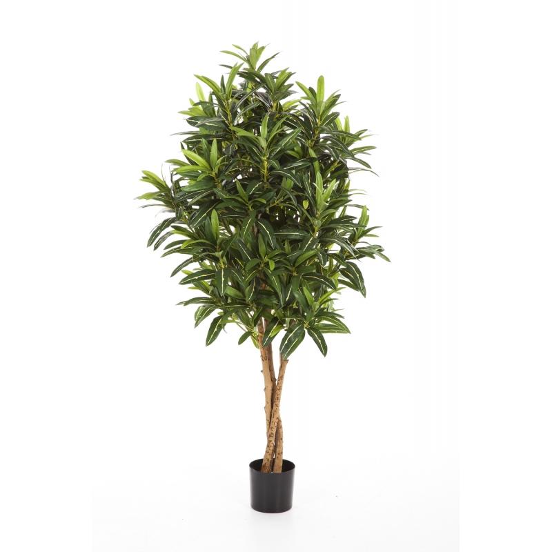 Arvores Artificiais - Croton Goldfinger   Darden   Importação, Produção e Comercialização de Plantas e Árvores Artificiais
