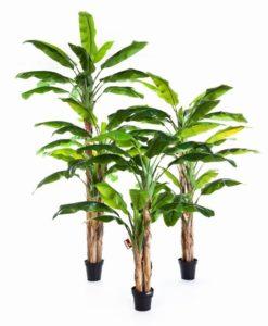Arvores Artificiais - Bananeira | Darden | Importação, Produção e Comercialização de Plantas e Árvores Artificiais
