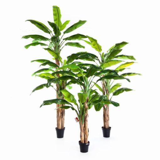 Arvores Artificiais - Bananeira   Darden   Importação, Produção e Comercialização de Plantas e Árvores Artificiais