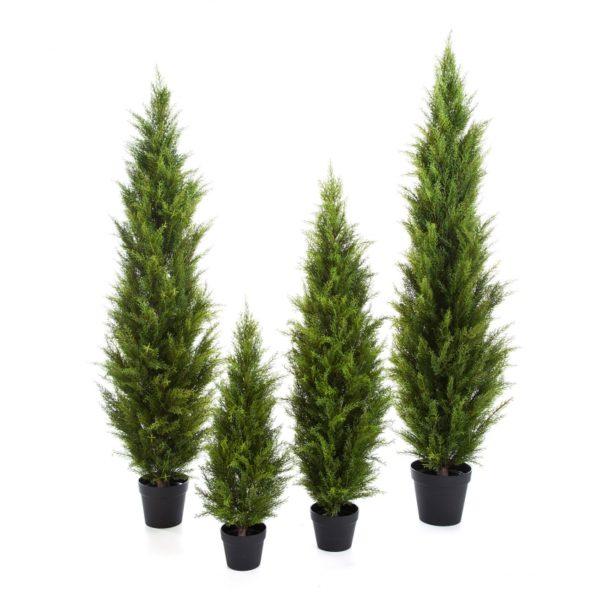 Plantas e Arvores Artificiais - Cedro | Darden | Importação, Produção e Comercialização de Plantas e Árvores Artificiais
