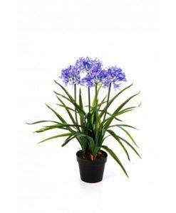 Plantas Artificiais - Agapanthus | Darden | Importação, Produção e Comercialização de Plantas e Árvores Artificiais