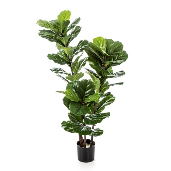 Arvores Artificiais - Ficus Lyrata | Darden | Importação, Produção e Comercialização de Plantas e Árvores Artificiais