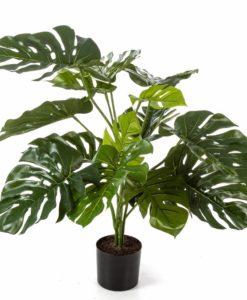 Plantas Artificiais - Costela de Adão Bush   Darden   Importação, Produção e Comercialização de Plantas e Árvores Artificiais