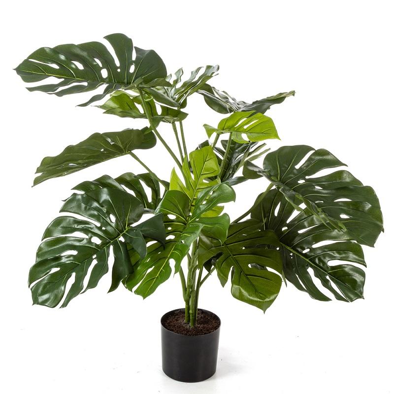 Plantas Artificiais - Costela de Adão Bush | Darden | Importação, Produção e Comercialização de Plantas e Árvores Artificiais
